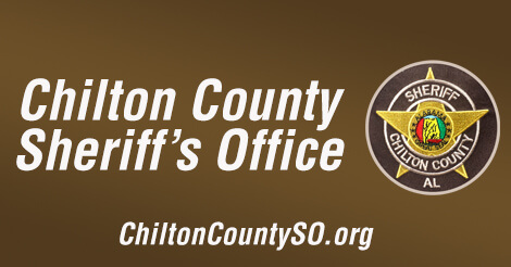 Inmate Roster - Press Releases - Chilton County Sheriff's Office